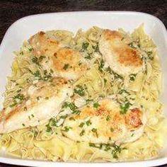 Pollo al Verdeo y Ajo receta - Recetas de Allrecipes