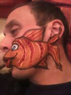 Norfolk Fishing Network 2004 - 2012 - Fish Face Painting