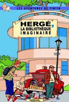 Les Aventures de Tintin - Album Imaginaire - La Bibliothèque Imaginaire
