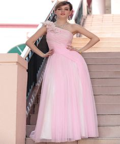 pink bridesmaid dresses 2014 for cute girls ,floor lenth prom dresses party ,one shoulder homecoming dresses evening Pink Bridesmaid Dresses, Homecoming Dresses, Peach Dresses, Dresses Dresses, Bridesmaids, Fashion Dresses, Formal Evening Dresses, Evening Gowns, Bridal Dress Stores