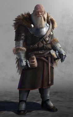 Aeldvale warrior