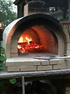 Diy Pizza Oven, Pizza Oven Outdoor, Outdoor Cooking, Wood Oven, Wood Fired Oven, Wood Fired Pizza, Fire Pit Oven, Pizza Oven Fireplace, Brick Bbq