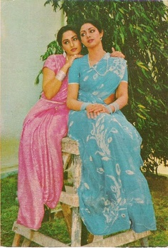 Sridevi and Jaya Prada Bollywood Posters, Bollywood Actors, Bollywood Celebrities, Indian Pictures, Rare Pictures, Indian Goddess, Indian Star, Actress Anushka, Vintage Bollywood