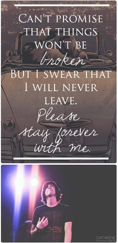 If I'm James Dean, You're Audrey Hepburn-Sleeping With Sirens♥