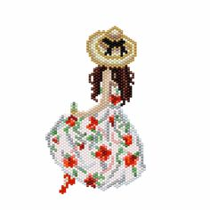 Pdf Patterns, Beading Patterns, Christmas Baby, Seed Beads, Diy And Crafts, Crochet Earrings, Cross Stitch, Handmade Jewelry, Butterfly