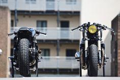#Honda CB750 #caferacer #motorcycles #eatsleepride app.eatsleepride.com