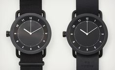 TID No.1 Watch | Cool Material