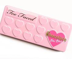 Chocolat Too Faced Bon Bons Palette Ombre à Paupières