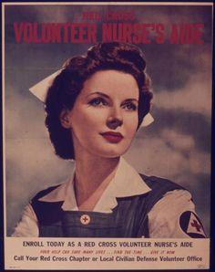 Enfermera vintage