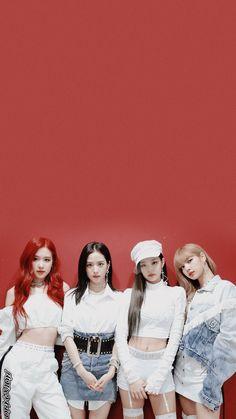 Kpop Girl Groups, Korean Girl Groups, Kpop Girls, Kim Jennie, Blackpink Wallpaper, Divas, Blackpink Members, Black Pink Kpop, Blackpink Photos