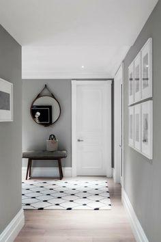 Clean entryway