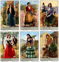 costumi siciliani -