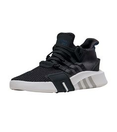 new arrival 3e68d b9c5c ADIDAS+EQT+Basketball+ADV+Basketball-inpsired+with+a+modern+twist+Mens+mid+sneaker+Knit+upper+with+suede+side+panels+Multicolor+rope+laces+included+  ...