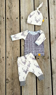 3Pcs Casual Newborn Baby Girls Boys Clothing Set Infant Outfit Set Tops T-shirt + Pants Casual Clothes