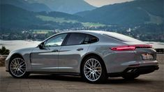 2017 Porsche Panamera 4 E-Hybrid TEST DRIVE The Panamera 4 E-Hybrid with controlled all-wheel drive and an electric range of 50 kilometres. The vehicle generates some 340 kW (462 hp) of system power and delivers fuel consumption figures of 2.5 l/100 km in the New European Driving Cycle (NEDC) for plug-in hybrid models. That corresponds to CO2 emissions of 56 g/km. The Panamera 4 E-Hybrid is available to order now with prices starting at EUR 107553 including VAT in Germany. Purely electric…