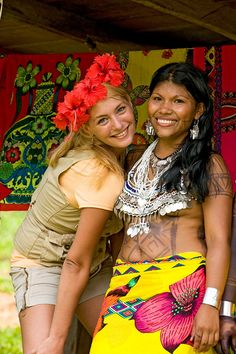 Explore Nature with the Embera Indians - Panama City, Panama by whl.travel, via Flickr