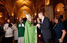 En la Santa Misa en Acción de Gracias y despedida de Monseñor Carlos Osoro como Arzobispo de Valencia