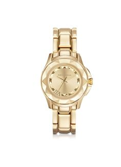 Karl Lagerfeld Karl 7 36 mm Gold IP Stainless Steel Unisex Watch