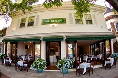 75 Main, South Hampton NY 2012  www.75main.com/#millenniummagazine  #longislandrestaurants #75main #hamptons
