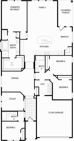 SL 1135 1st Floor   The 2 Story Library With Built Ins Is To Die For! | Floor  Plans | Pinterest | The Ou0027jays, Libraries And Garage Plans