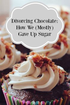 Ever wonder how to give up sugar? Or why sugar is bad for you? If you've wanted to know why is sugar so bad for you, check out this post. Moderation matters and learn about a balanced approach on how to give up sugar. Gluten Free Diet, Gluten Free Desserts, Gluten Free Recipes, Gluten Free Doughnuts, Chocolate Silk Pie, Paleo Kids, Eating Habits, Nutrition Education, Cooking Tips