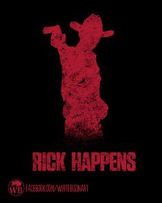 Rick Happens by Whitebisonart on DeviantArt