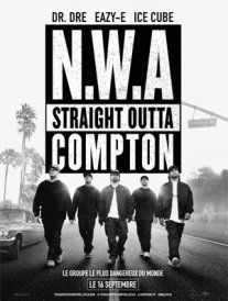 """N.W.A - Straight Outta Compton"", de F. Gary Gray"