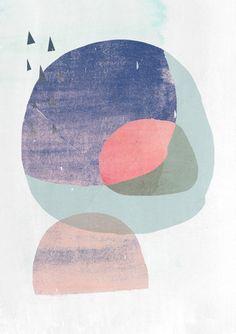 Wohnen // Top 10 der schönsten abstrakten Kunstwerke bei Etsy | Jane Wayne News