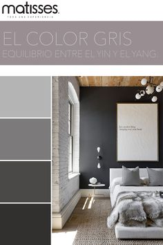 Find stylish examples of black accent walls perfect for a wall in your home that is tough to style. Domino shares photos of black accent walls to try in your home. Black Accent Walls, Black Walls, Black Painted Walls, White Walls, Black Brick, Faux Brick, Black Accents, Dark Grey Walls, Purple Accents