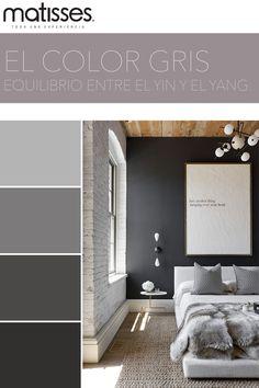 Sea cual sea tu estilo; minimalista, moderno, french country, vintage, industrial, zen o incluso shabby chic, el color gris trasciende las barreras de gusto y estilo, tiempo y espacio. Aquí puedes encontrar unos consejos para decorar tu hogar con este tono: