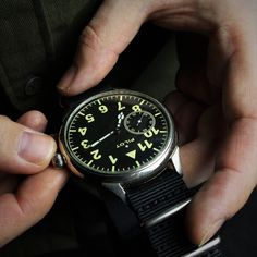 "Mechanical watches men, soviet watch ""Pilot"", vintage watch, Large Wrist Watch, Ussr watch, mens watch, military watch by ClueAuthenticBrand on Etsy https://www.etsy.com/listing/580567700/mechanical-watches-men-soviet-watch"