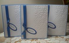 Great for set of cards - Cuttlebug Thank You_vag by Vicky Gould - Cards and Paper Crafts at Splitcoaststampers