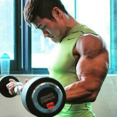 Lee Seung Ho (이승호, Korean Bodybuilder)