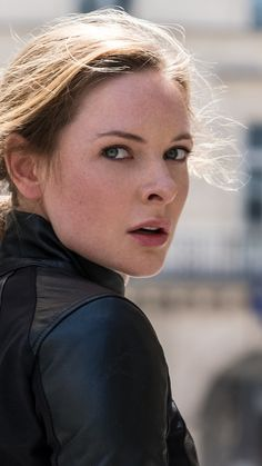 Downaload Rebecca Ferguson, Ilsa Faust, Mission: Impossible – Fallout wallpaper for screen Samsung Galaxy mini Neo, Alpha, Sony Xperia Compact ASUS Zenfone Ilsa Faust, Divas, Vanessa Kirby, New Actors, Mission Impossible, Thing 1, Celebrity Portraits, Film Review, Tom Cruise