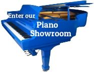 Yes, we sell blue pianos, doesn't everybody
