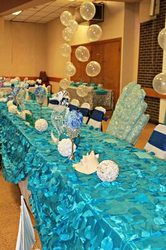 Under the Sea Birthday Party Ideas | Photo 6 of 11 | Catch My Party