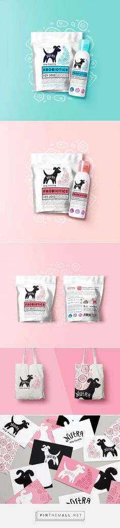 NUTRA Dog Health Branding and Packaging by Martis Lupus | Logo Designer Bradenton, Web Design Sarasota, Tampa Fivestar Branding Agency #doghealth #packaging #packaginginspiration #packagingdesign #package #packagedesign #design