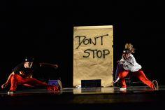 """Maniacs Crew, de Joinville (SC), com a coreografia """"Dont Stop Boombox"""". Crédito: Dashmesh Photos/Claudia Baartsch"""