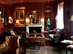 A Hotel Life » The Zetter Townhouse