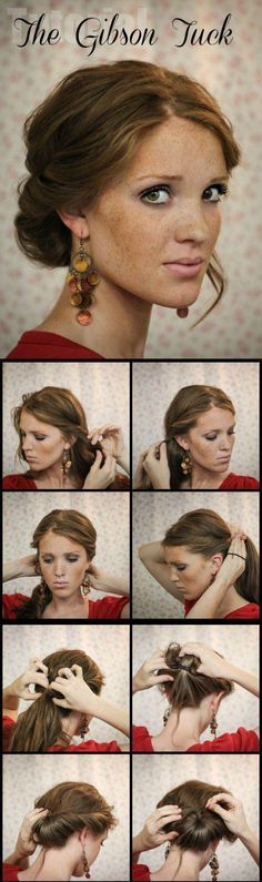 Easy hair DIY's to try this weekend (18 photos)