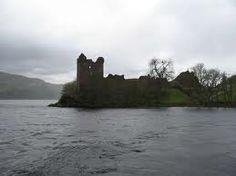 Urqhuart Castle, Loch Ness, Scotland
