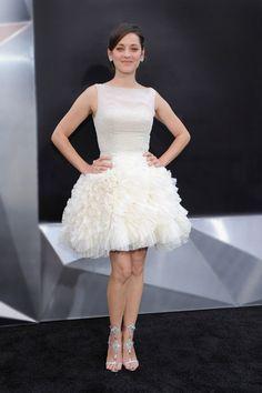 Dior Haute Couture | Marion Cotillard en Christian Dior haute couture
