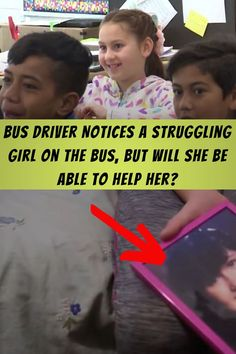#Bus #Driver #Notices #Struggling #Girl #Bus #Able #Help Edgy Short Haircuts, Trendy Hairstyles, Bob Hairstyles, Lemon Skin Lightener, Evening Gowns With Sleeves, Office Exercise, Braided Pony, Silver Christmas Decorations, Glitter Crafts