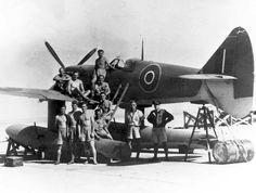 Spitfire floatplane in Egypt