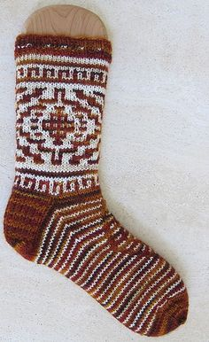 Burntwater Socks by Mary the Hobbit - free