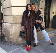 Fashion Gone rouge: Photo Street Looks, Look Street Style, Street Chic, Street Wear, Winter Looks, Winter Style, Looks Style, My Style, Fashion Gone Rouge