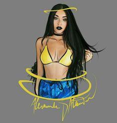 Wallpaper Android - - Wallpaper World Tumblr Drawings, Tumblr Art, Cute Drawings, Tumblr Girls, Cartoon Girl Drawing, Girl Cartoon, Cartoon Art, Cartoon Maker, Black Girl Art