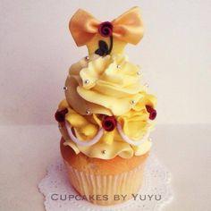 Belle Cupcake