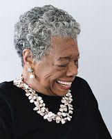 P a r t i l h a: In and Out of Time - Maya Angelou (Em Tempo, ou nã...