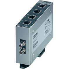 Phoenix Contact Ethernet Switch Factory Line 2891453 18 - 30.2 V/DC Anzahl Ethernet Ports 4 Anzahl LWL Ports 1 Porttyp 1